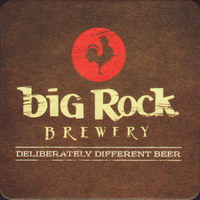 Beer coaster big-rock-27