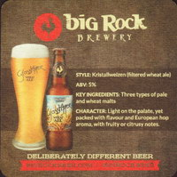 Beer coaster big-rock-27-zadek