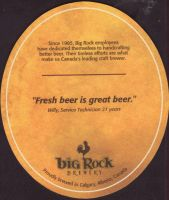 Beer coaster big-rock-28-zadek-small
