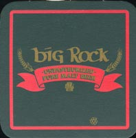 Beer coaster big-rock-3