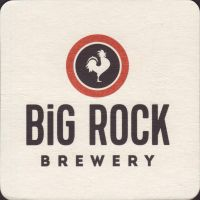 Beer coaster big-rock-30-small