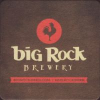 Beer coaster big-rock-31-small