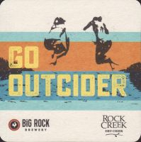 Beer coaster big-rock-33-zadek-small