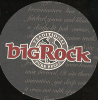 Beer coaster big-rock-8-zadek