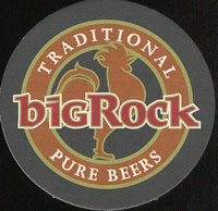 Beer coaster big-rock-8
