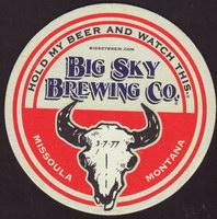Beer coaster big-sky-2-small
