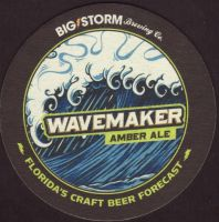 Beer coaster big-storm-3-small