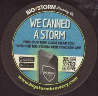 Beer coaster big-storm-3-zadek-small
