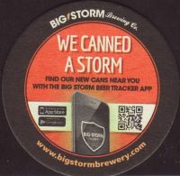 Beer coaster big-storm-4-zadek-small
