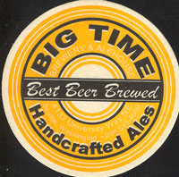 Beer coaster big-time-1