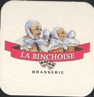 Pivní tácek binchoise-1