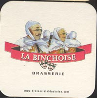 Pivní tácek binchoise-2