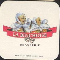 Beer coaster binchoise-2