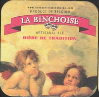 Beer coaster binchoise-3