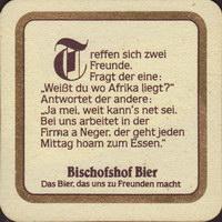 Pivní tácek bischoff-25-zadek-small