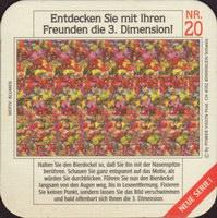 Pivní tácek bischoff-30-zadek-small