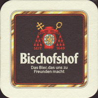 Pivní tácek bischoff-8-small