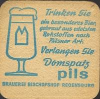 Pivní tácek bischofshof-2-zadek