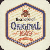 Pivní tácek bischofshof-25-zadek-small