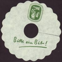 Beer coaster bitburger-119