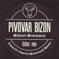 Beer coaster bizon-1-small