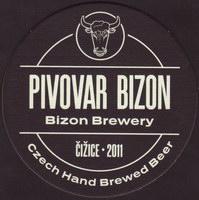 Pivní tácek bizon-1-small