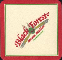 Beer coaster black-forest-brau-keller-1