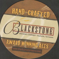 Beer coaster blackstone-brewery-1