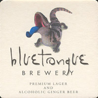 Beer coaster blue-tongue-4-zadek