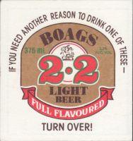 Pivní tácek boag-40-small