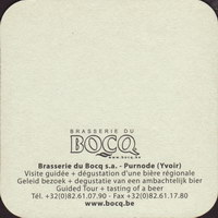 Beer coaster bocq-39-zadek-small