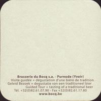 Beer coaster bocq-40-zadek-small