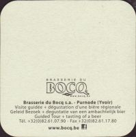 Beer coaster bocq-68-zadek-small