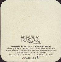 Beer coaster bocq-75-zadek-small