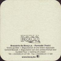 Beer coaster bocq-77-zadek-small