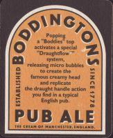 Pivní tácek boddingtons-27-zadek-small