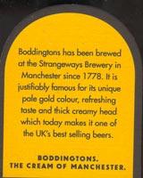 Pivní tácek boddingtons-3-zadek