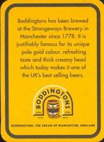 Pivní tácek boddingtons-4-zadek