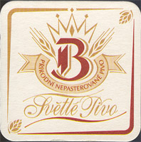 Pivní tácek bon-1-zadek