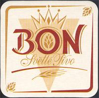 Beer coaster bon-1