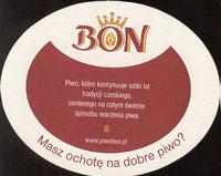 Pivní tácek bon-2-zadek
