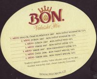 Beer coaster bon-4-zadek-small