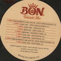 Beer coaster bon-5-zadek