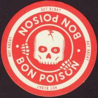 Pivní tácek bon-poison-1-small
