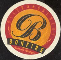 Pivní tácek bonfire-1