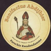 Pivní tácek bonifacius-abdijbier-1-small