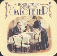 Beer coaster borbecker-1