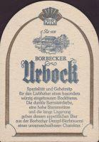 Beer coaster borbecker-10-oboje-small