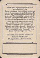 Beer coaster borbecker-12-zadek-small