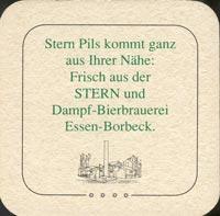 Beer coaster borbecker-3-zadek